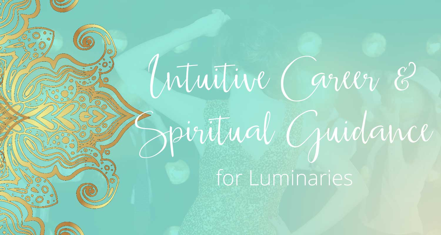 Intuitive Career and Spiritual Guidance for Luminaries - Celebrity Coaching with Gina Hussar